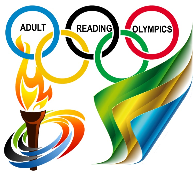 Adult Reading Olympics 2020 Banner