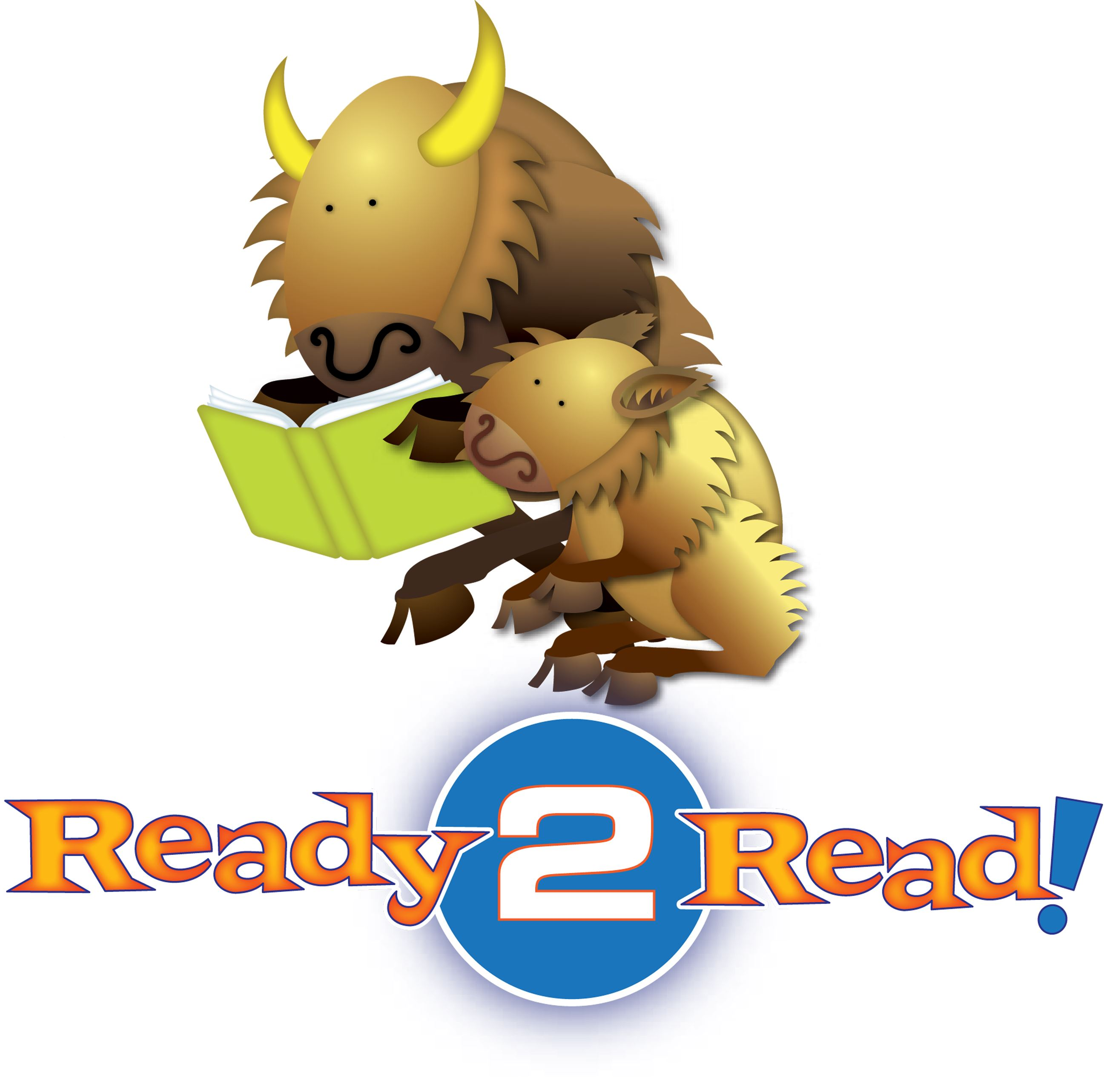 Ready 2 Read Logo