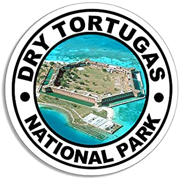 Dry Tortugas National Park Logo Opens in new window
