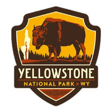 Yellowstone National Park logo Opens in new window