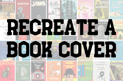 Recreate a Book Cover slide