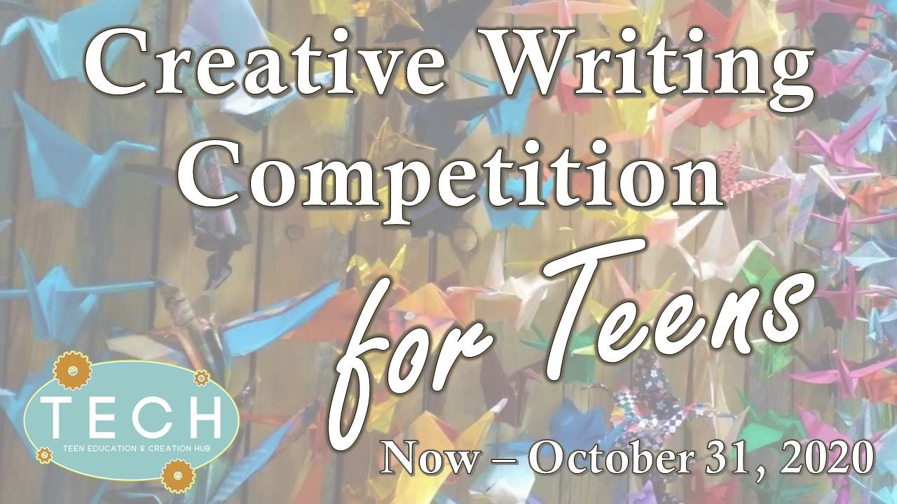 Teen Creative Writing Competition